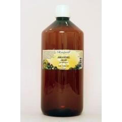 Cruydhof Amandelolie zoet geraffineerd (1 liter)