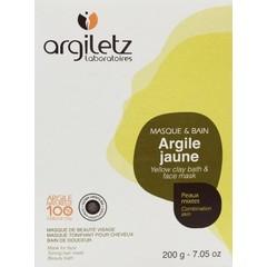 Argiletz Klei zeer fijn geel (200 gram)