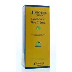 Grahams Calendulis plus cream (120 gram)