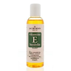 Jacob Hooy Vitamine E huidolie (150 ml)
