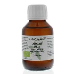 Cruydhof Argan olie koudgeperst bio (100 ml)