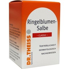 Dr Theiss Ringelblumen salbe classic potje (50 ml)