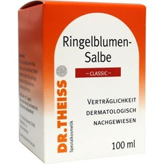 Dr Theiss Ringelblumen salbe classic potje (100 ml)
