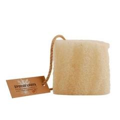Aleppo Soap Co Loofa natuurspons 9 x 10 (1 stuks)