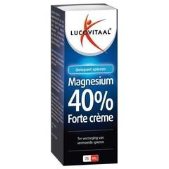 Lucovitaal Magnesiumcreme (75 gram)