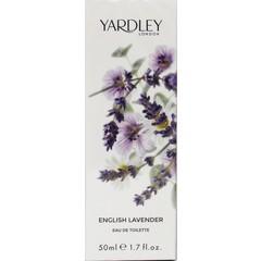 Yardley Lavender eau de toilette spray (50 ml)