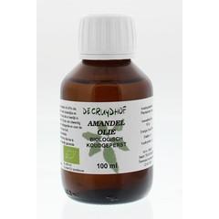 Cruydhof Amandelolie koudgeperst bio (100 ml)