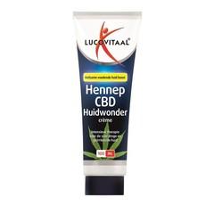 Lucovitaal Hennep CBD huidwondercreme (100 ml)