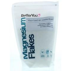 Betteryou Magnesium vlokken (1 kilogram)