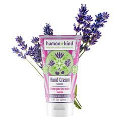 Human+Kind Vegan hand elleboog voet creme botanical (50 ml)
