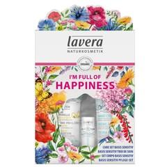Lavera Geschenkset/giftset full of happiness (1 set)