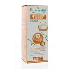 Puressentiel Gewricht & spier roller 14 essentiele olien (75 ml)