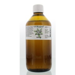 Cruydhof Jojoba olie koudgeperst (500 ml)