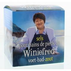 Herborist Winiefreds voet bad zout (500 gram)