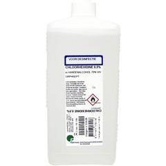 Orphi Handalcohol chloorhexidine 0.5% (1 liter)