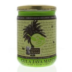 Amanprana Gula java matcha (400 gram)