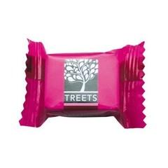 Treets Rose & pink pepper fizzing cubes (18 gram)