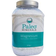 Paleo Minerals magnesium flakes pot verpakking (3500 gram)