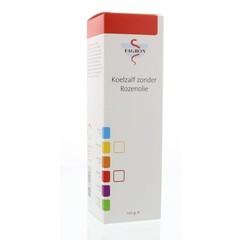 Fagron Koelzalf zonder rozenolie doos & bijsluiter (100 gram)
