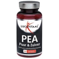 Lucovitaal Pea puur & zuiver (90 capsules)