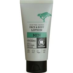 Urtekram Men gezicht en body lotion (150 ml)