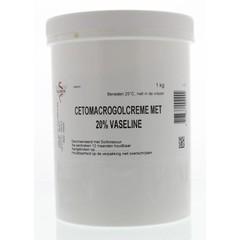 Fagron Cetomacrogol creme 20% vaseline (1 kilogram)