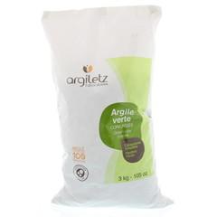 Argiletz Klei gebroken groen (3 kilogram)