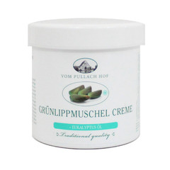 Healthy Care Groenlipmossel creme (250 ml)