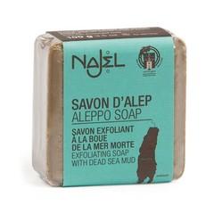 Najel Aleppo zeep scrub dode zee klei (100 gram)