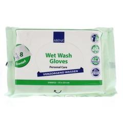Abena Verzorgend wassen geparfumeerd (8 stuks)