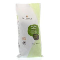 Argiletz Klei fijn gebroken groen (1 kilogram)