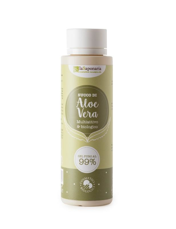 La Saponaria La Saponaria Aloe vera gel 99% huid & haar (150 ml)
