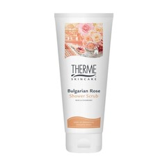 Therme Bulgarian rose shower scrub (200 ml)
