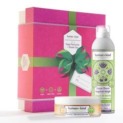 Human+Kind Shower & body moisturiser souffle (1 set)