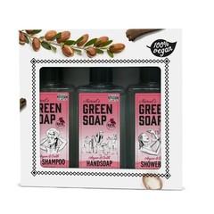 Marcel's GR Soap Giftbox argan & oudh (900 gram)