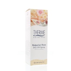 Therme Bulgarian rose dry oil (125 ml)
