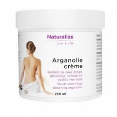Naturalize Arganolie creme (250 ml)