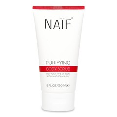 Naif Purifying scrub (150 ml)