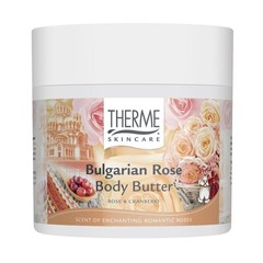Therme Bulgarian rose body butter (250 ml)