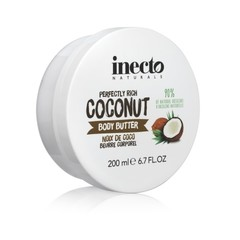 Inecto Naturals Coconut body butter (200 ml)