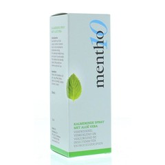 Mentho 10 Kalmerende spray aloe vera (50 ml)