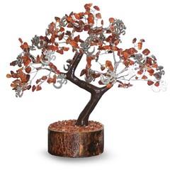 Green Tree Edelsteen boom hangers 300 steentjes spiritueel (1 stuks)