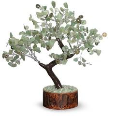 Green Tree Edelsteen boom hangers 300 steentjes innerl geluk (1 stuks)