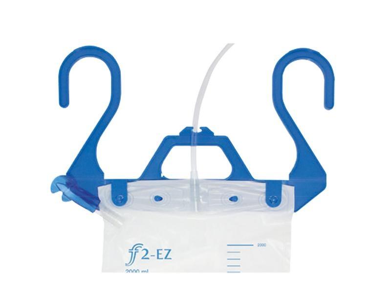Flexicare Flexicare Plastic bedhanger voor urinezak (1 stuks)