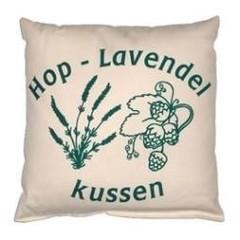Marco Polo Hop lavendel kussen 20 x 25 (1 stuks)