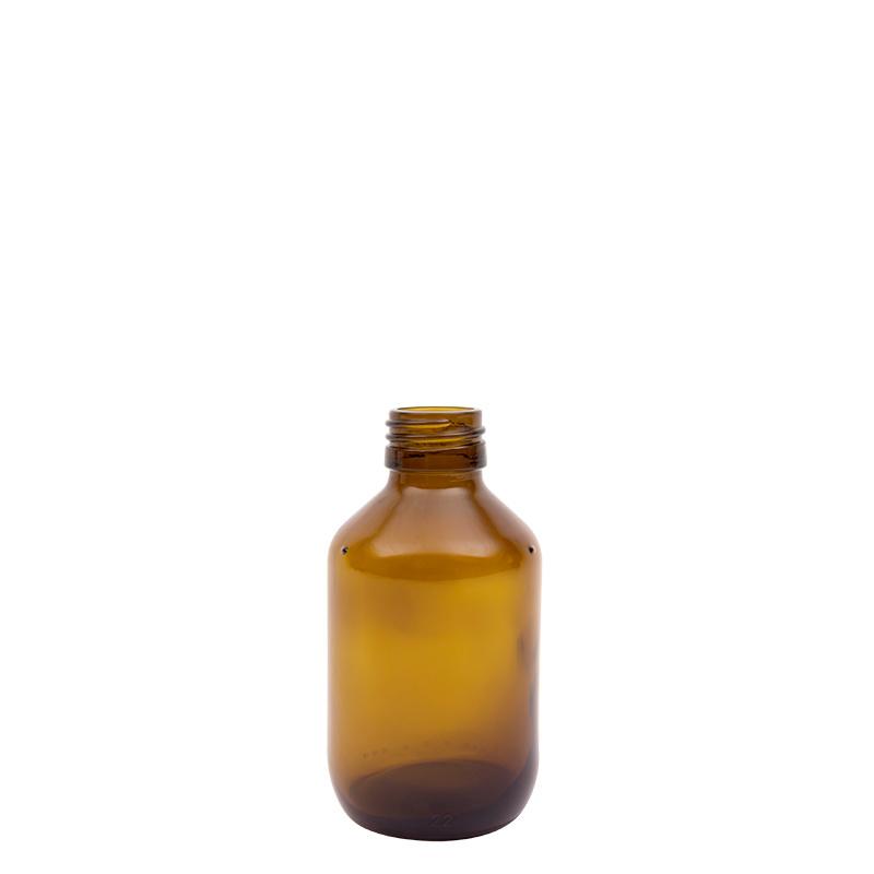 Blockland Blockland Medicijnfles ongedopt bruin 150 ml (20 stuks)