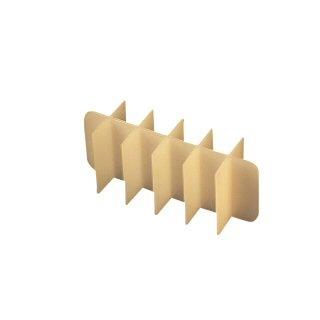 Blockland Blockland Ampullen vouwdoos plastic raster 12 x 1+2 ml (500 stuks)
