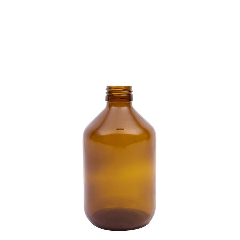 Blockland Blockland Medicijnfles ongedopt bruin 300 ml (12 stuks)