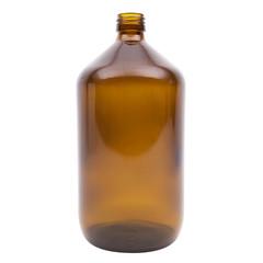 Blockland Medicijnfles ongedopt bruin 1000 ml (6 stuks)