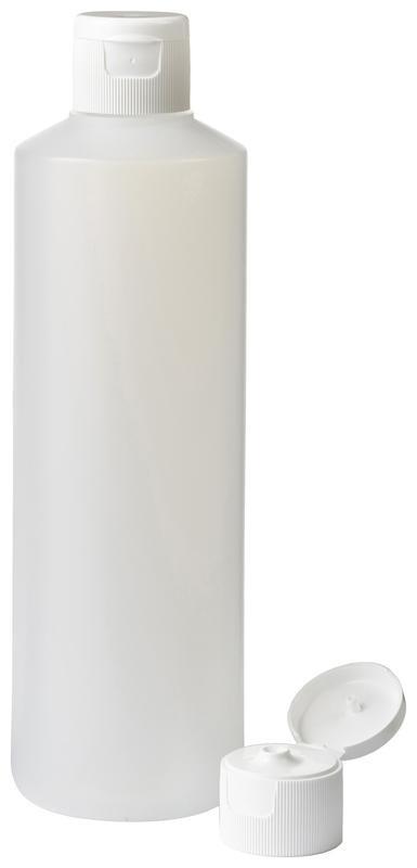 Blockland Blockland Fles HDPE naturel + spuitdop 28 mm 500 ml (30 stuks)